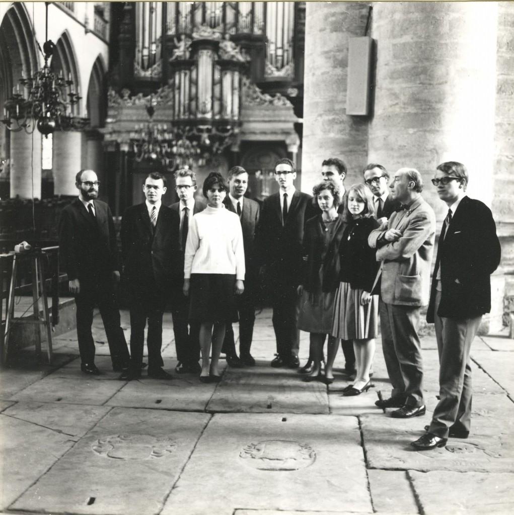 Orgelklas 1967