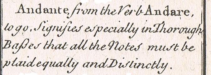 Peter Prelleur. The Modern Musick-Master or The Universal Musician. 1731.