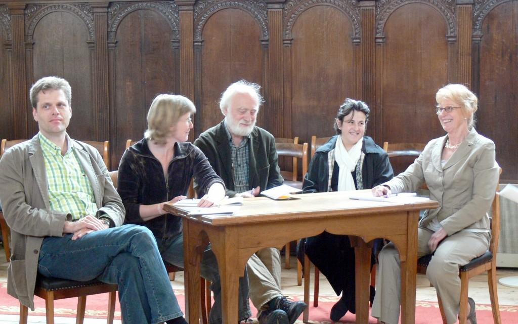 Jury Haarlemse Clavecimbeldagen 2007