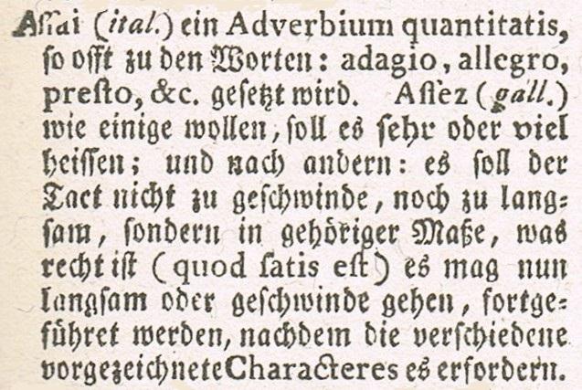 Johann Gottfried Walther. Musikalisches Johann Gottfried Walther. Musikalisches Lexikon. 1732.