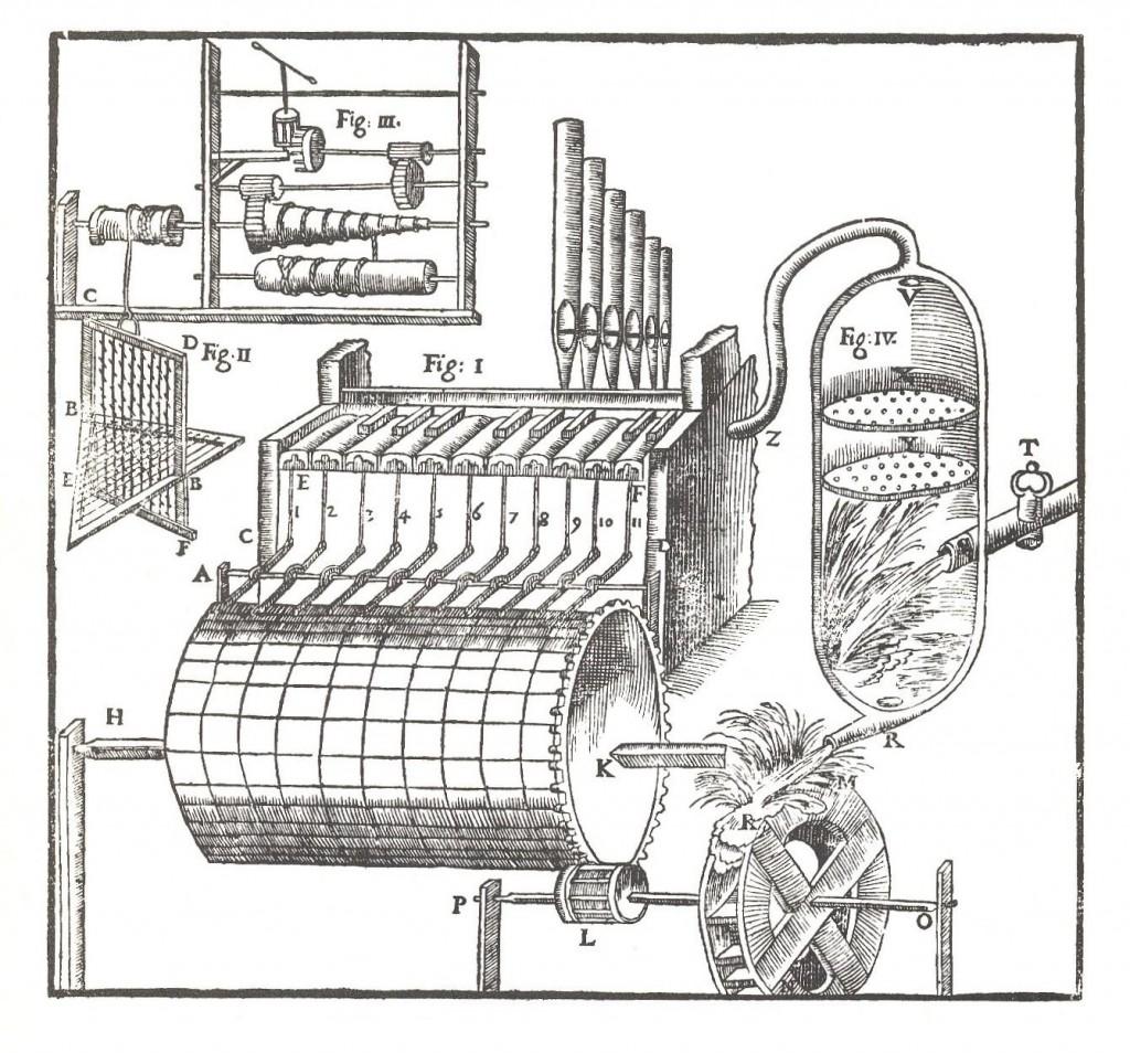 Athanasius Kirchner Musurgia Universalis Tomus II pg 334 1650